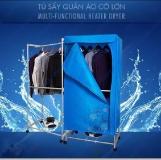 Tủ sấy quần áo  Hàn Quốc  Pusan 2 tầng