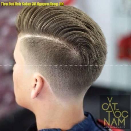 Những kiểu tóc Nam hot nhất 2017