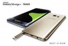 Samsung chính thức ra mắt Galaxy S6 Edge Plus