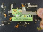 Thay sửa chân sạc sam sung galaxy note1 N7000/ E160/ SC05-D