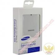 Bộ Pin Dock Sạc Sam Sung Note 3 Extra Battery Kit chính hãng