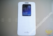 Bao da Quick Window cho LG G2/ D802/ F320 chính hãng 100% ( Trắng )