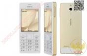 Vỏ nắp sau Nokia 515 chính hãng 100% ( Vàng Gold Champagne )