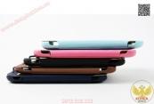 Bao da LG G2 F320 thương hiệu Lots Double View (Có cửa sổ hiển thị)