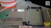 Bao da LG Vu2 F200 thương hiệu Lots Double View (Có cửa sổ hiển thị)