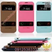 Bao-da-Samsung-S3-I9300-E210-M440-thuong-hieu-Lots-Double-View-Co-cua-so-hien-thi