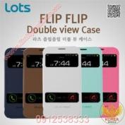 Bao-da-Samsung-S4-I9500-E300-thuong-hieu-Lots-Double-View-Co-cua-so-hien-thi