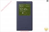 S View Cover Sam Sung Galaxy Note 3 Chính Hãng ( Xanh than )