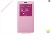 S-View-Cover-Sam-Sung-Galaxy-Note-3-Chinh-Hang-Fullbox-Pink-Hong-