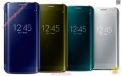 Bao-da-chinh-hang-Clear-View-Cover-Samsung-Galaxy-S6-EDGE