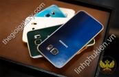 Thay mặt kính nắp lưng/ nắp pin Samsung Galaxy S6 edge chính hãng