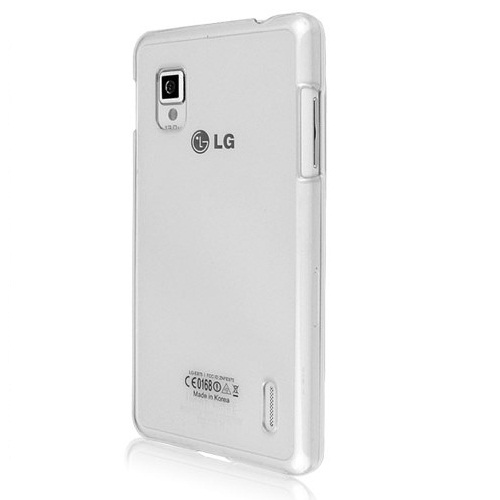 Ốp lưng silicon trong suốt LG G F180 - Korea