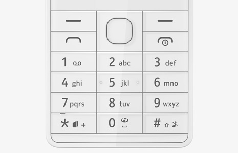Bàn phím Nokia 515 chính hãng bóc máy mới 100%