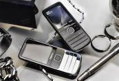 Vỏ Nokia 6700 Black / Silver Chính Hãng