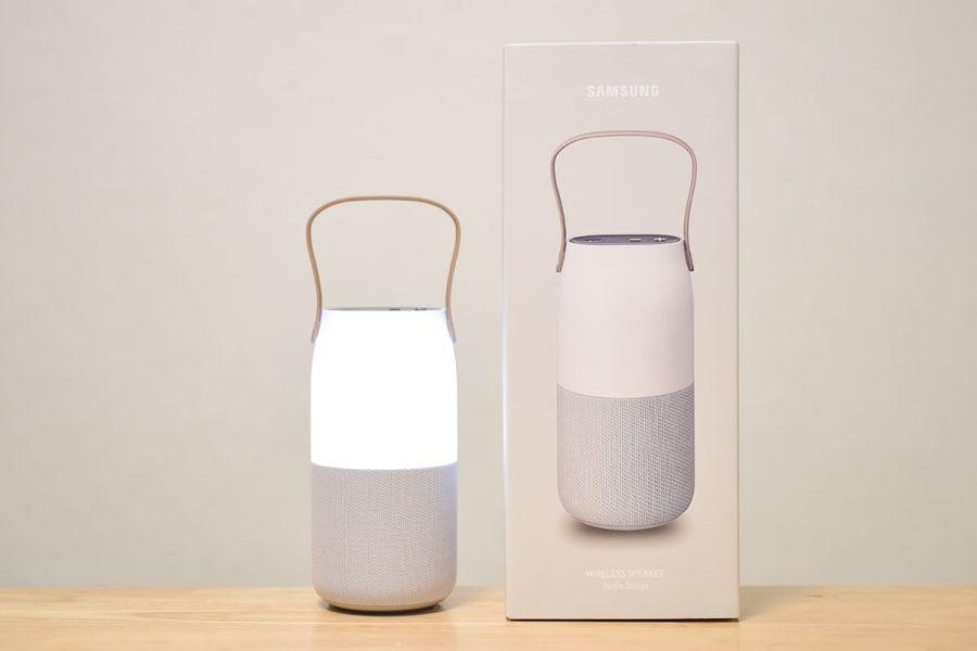 Loa bluetooth kết hợp đèn Samsung EO-SG710 chính hãng