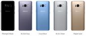 Thay mặt kính lưng/ nắp lưng/ mặt sau Samsung Galaxy S8 Plus chính hãng