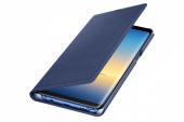 Bao-da-Led-View-Cover-Samsung-Galaxy-Note-8-chinh-hang-Xanh-Deep-Blue