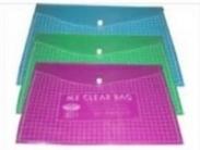 Túi Clearbag nắp vuông HP06