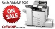 Máy Photocopy Kỹ thuật số RICOH Aficio MP 5002