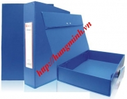 File hộp dán 7cm A4