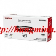 Mực in Laser Canon Cartridge 317BK
