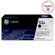 Mực in Laser đen trắng HP Q7553A - 53A