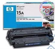 Mực in Laser đen trắng HP C7115A - 15A
