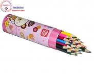 Bút chì xé các màu