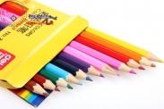 Bút chì màu Queen (12 màu)