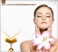 Dụng cụ năng cơ mặt, massage,  giúp khuôn mặt thon gọn ( mặt chữ V )