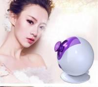 Máy xông mặt mini ion âm Money Ball (Trắng)