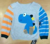 áo len bt oto + khủng long, kiểu dáng rất xinh, size 1-4