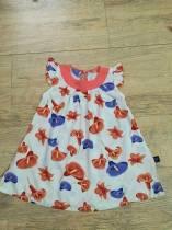 váy lanh HT, chất lanh mềm, không nhăn, size 2-12