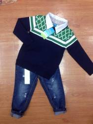 áo len bt cổ đức 631, kiểu dáng rất đẹp, len dệt 2 mặt rất mềm mại, size 100-150/5