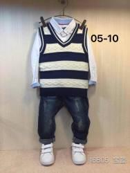 áo gile len bt MAYBOY, hàng cực đẹp, size 110-150