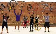 Xe đạp không phanh Fixie thu hút giới trẻ