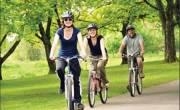 Đi xe đạp rất có lợi cho sức khỏe