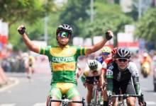 Giải xe đạp cúp truyền hình TP.HCM 2017: Đỗ Tuấn Anh thắng chặng 13