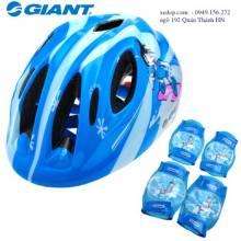 Mũ xe đạp trẻ em Giant GD4