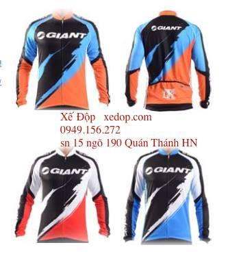 Áo dài đạp xe G910