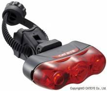 CatEye Rapid 3 Rear TL-LD630-R