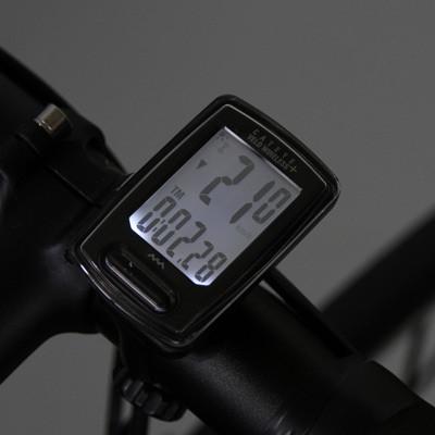 Đồng hồ tốc độ Cateye Velo wireless+