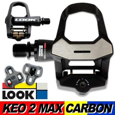 LOOK KÉO 2 Max Carbon Pedals FOR ROAD
