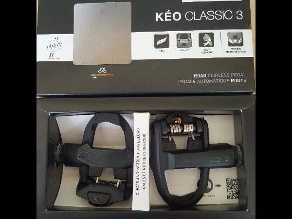 LOOK KÉO Classic 3 Pedals FOR ROAD
