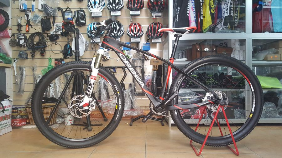 ORBEA ALMA 27.5 M50 CARBON Frame Made in SPAIN