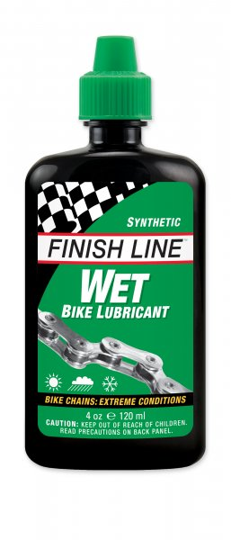 Dầu bôi trơn Finish Line Wet 120ml