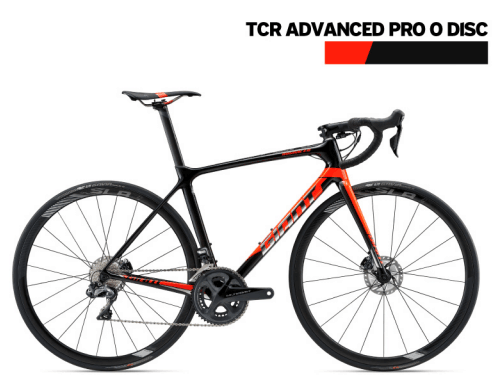 Xe đạp Giant TCR Advanced Pro 0 Disc 2018