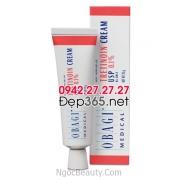 Tretinoin 0.1% - Kem trị mụn dạng bôi