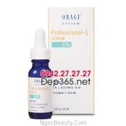 Professional-C Serum 5% - Chống nhăn và thâm vùng da mắt
