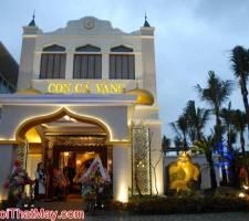 Nhà Hàng CON CÁ VÀNG tại Đà Nẵng